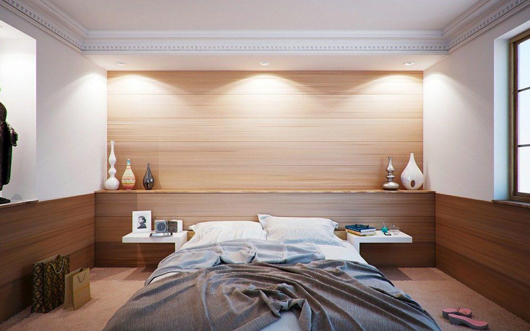 Ako sa cítiť v spálni pohodlnejšie?